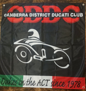 CDDC Small Club Banner - Actual