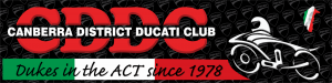 CDDC Large Club Banner with Logo